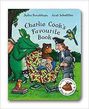 Charlie Cooks ...