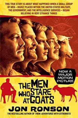 Men Who Stare ...
