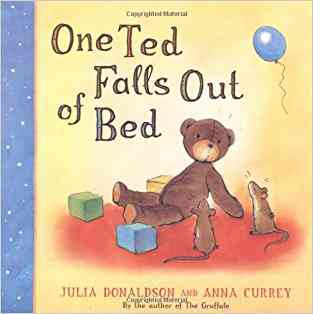 One Ted Falls ...