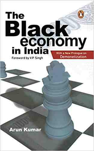 The Black Economy in India