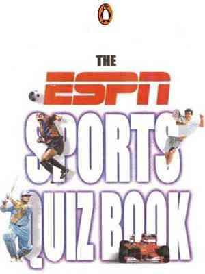 Espn Sports Quiz Book By Espn Bookchor
