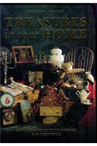 Readers Digest Treasures in Your Home: An Illustrated Guide to Antiques and Their Prices