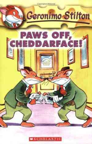 Paws Off, Ched...