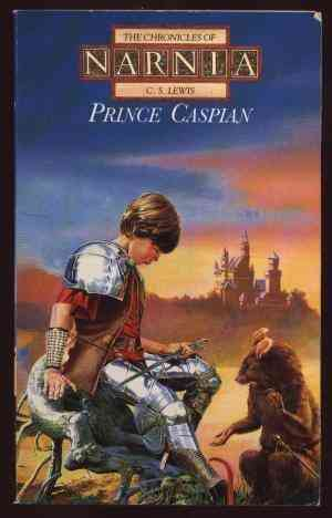 Prince-Caspian-(Chronicles-of-Narnia,-#4)