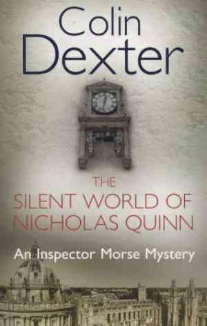 The Silent World Of Nicholas Quinn A For