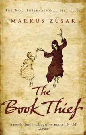 The book thief by Markus Zusak - Bookchor