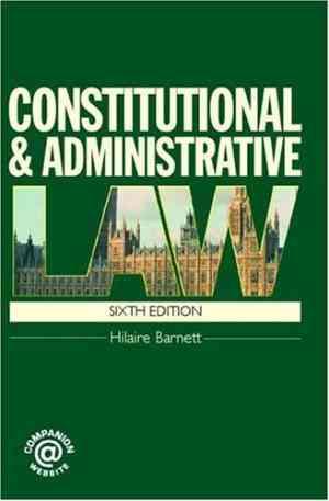 Constitutional...