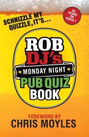 Rob DJs Monday...