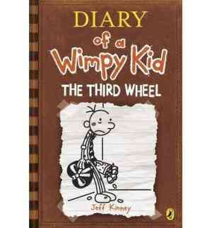 Diary-of-a-Wimpy-Kid:-The-Third-Wheel-(Book-7)