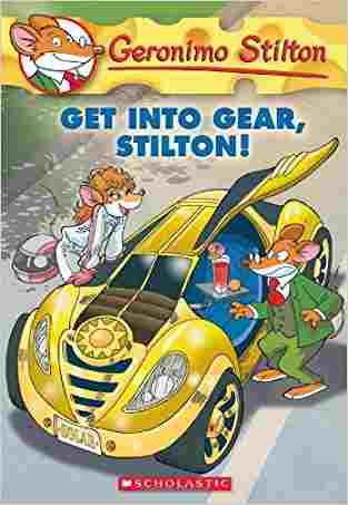 Geronimo Stilt...
