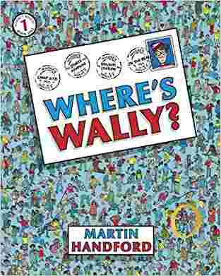 Wheres Wally ?