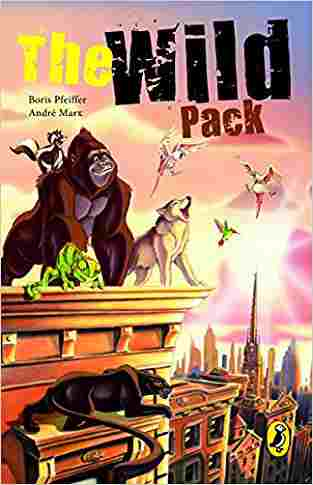 The-Wild-Pack:-Book-1