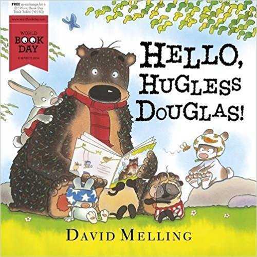 Hello, Hugless...