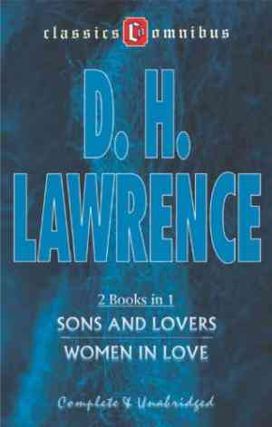 Sons And Lover...