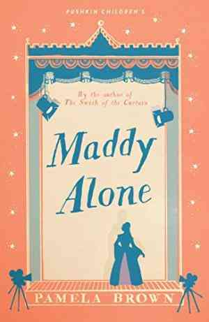Maddy Alone (Blue Door, #2)