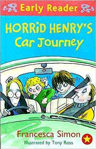 Horrid-Henry's-Car-Journey-(Early-Reader)