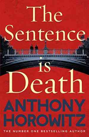 The-Sentence-is-Death-(Hawthorne,-#2)