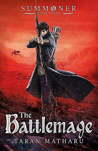 The-Battlemage-(The-Summoner,-#3)