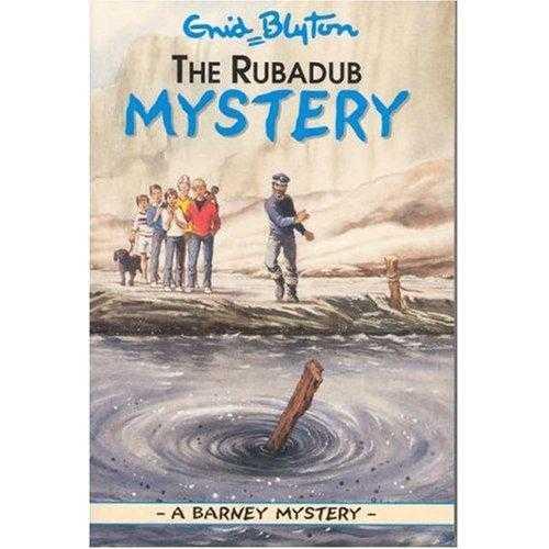 The-Rubadub-Mystery-(Barney-Mysteries,-#4)