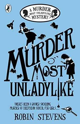 Murder-Most-Unladylike:-A-Murder-Most-Unladylike-Mystery