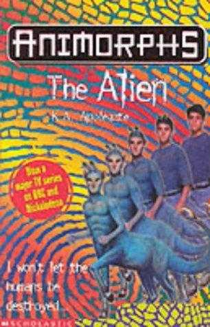 The-Alien-(Animorphs,-#8)