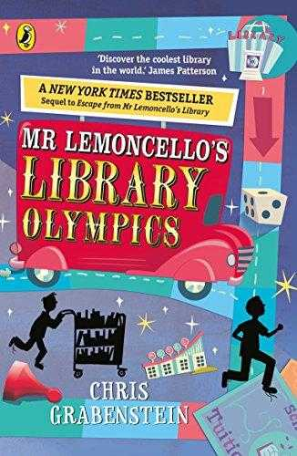 Mr Lemoncello'...