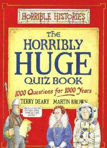 Horribly-Huge-Quiz-Book