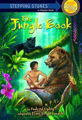 The-Jungle-Book-(A-Stepping-Stone-Book)