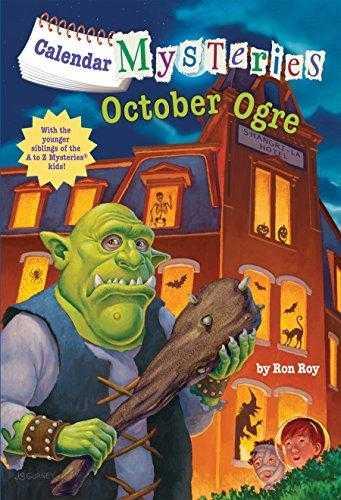 October-Ogre-(Calendar-Mysteries-#10)
