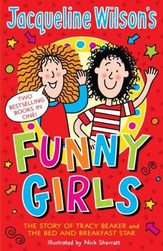 Jacqueline-Wilson's-Funny-Girls:-Previously-published-as-The-Jacqueline-Wilson-Collection