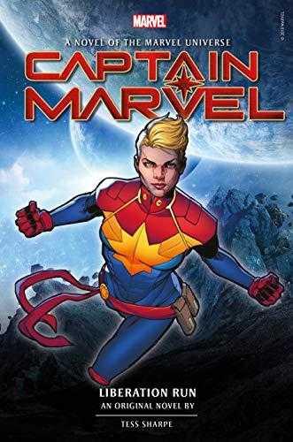 Captain-Marvel:-Liberation-Run-Prose-Novel:-2