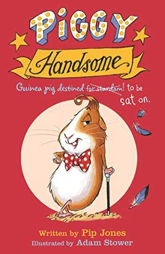 Piggy-Handsome:-Guinea-Pig-Destined-for-Stardom!