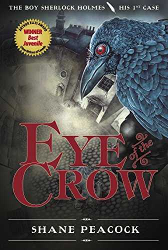 Eye-of-the-Crow:-The-Boy-Sherlock-Holmes,-His-1st-Case