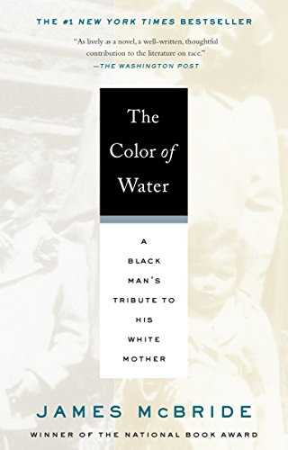 The-Color-of-Water:-A-Black-Man's-Tribute-to-His-White-Mother