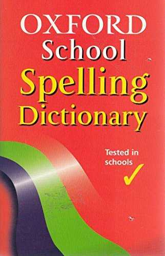 Oxford-School-Spelling-Dictionary