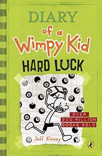 Hard-Luck-(Diary-of-a-Wimpy-Kid,-#8)