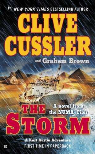 The-Storm-(NUMA-Files,-#10)
