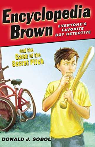 Encyclopedia-Brown-and-the-Case-of-the-Secret-Pitch