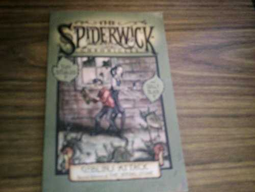 Goblins-Attack-Special-Edition-Of-The-Seeing-Stone-Volume-One-With-Exclusive-Lost-Chapter-(The-Spiderwick-Chronicles)