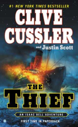 The-Thief-(Isaac-Bell,-#5)