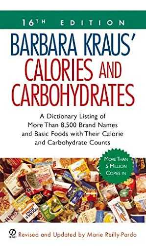 Barbara-Kraus'-Calories-and-Carbohydrates