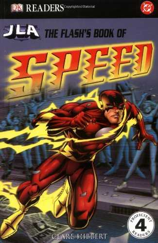 The-Flash's-Book-of-Speed-(DK-Readers)