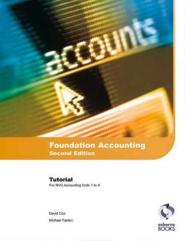 Foundation-Accounting-(Aat/Nvq-Accounting)