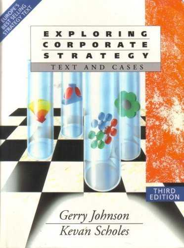 Exploring-Corporate-Strategy:-Text-and-cases