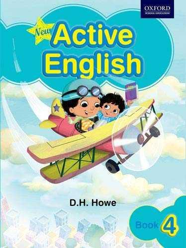 New-Active-English-Course-Book-Class-4