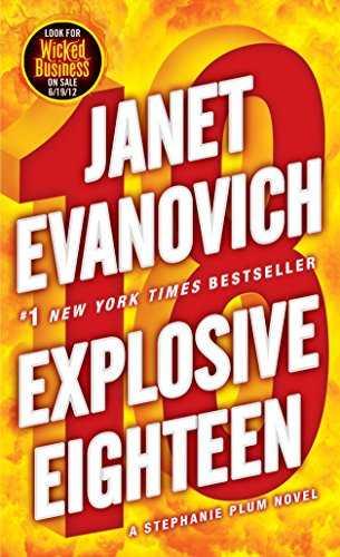 Explosive-Eighteen-(Stephanie-Plum,-#18)