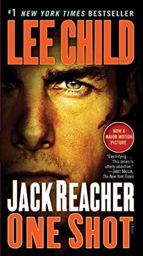 One-Shot-(Jack-Reacher,-#9)