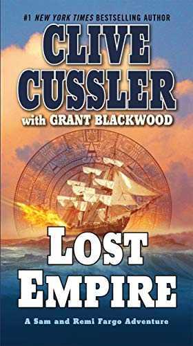 Lost-Empire-(Fargo-Adventure,-#2)