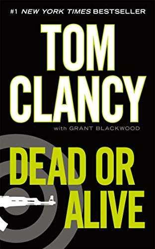 Dead-or-Alive-(Jack-Ryan-Jr.,-#2)