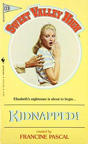 Kidnapped!-(Sweet-Valley-High,-#13)